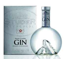 Studer Gin 40% i Gaveæske