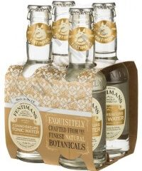 Fentimans Connoisseurs Tonic Water 4*200ml