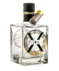 X-Gin Aphrodisiac Gin 44%