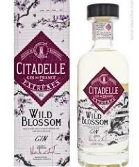 Citadelle Extremes Wild Blossom Gin