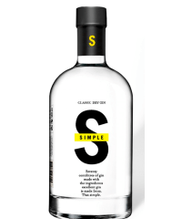 Simple Gin 38%