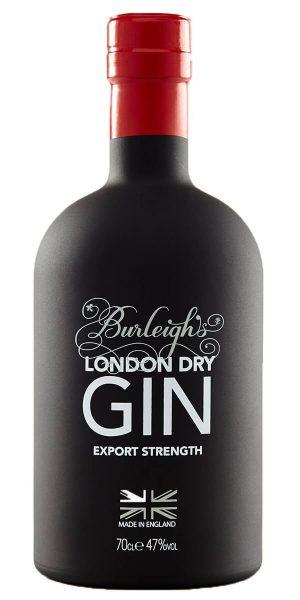 Burleighs Export Strenght Gin