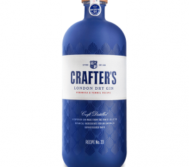 Crafters Gin 43% - 0,7 Liter