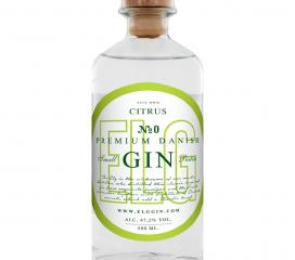 ELG No. 0 Gin 47,2% - 0,5 Liter
