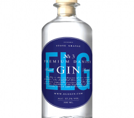 ELG No. 3 Gin Navy Strenght Gin 57,2%